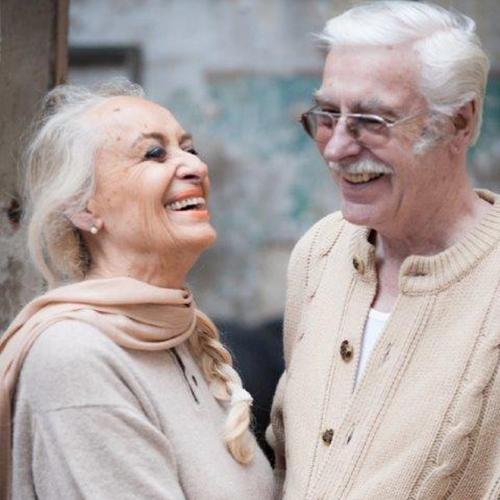 Anna and Wolfgang Dumkow