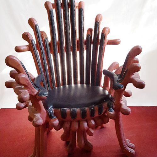 Peter Rintsch - Queen's Chair
