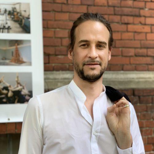 Dirk Feistel Board of Executive 2020