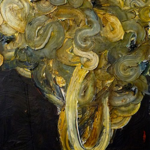 Bo Thomas Henriksson - Fire painting