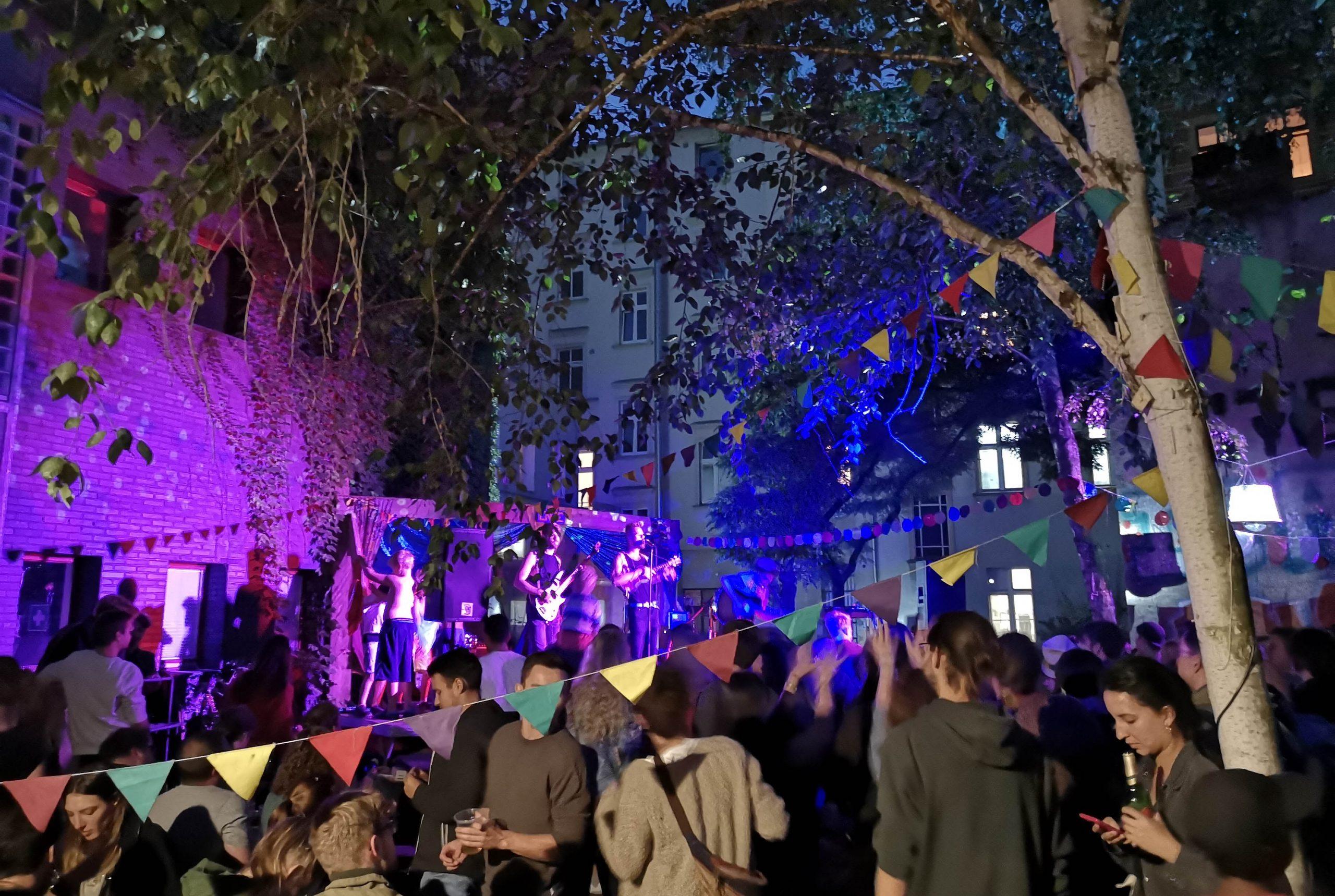 Panke Parcours 2020 | Music Festival